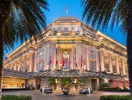 24 Hours of Services in Fullerton Hotel Singapore for Your Trip